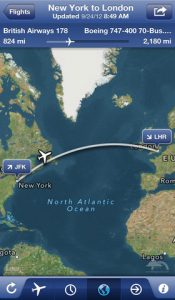 flighttrack for ipad