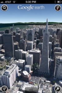 google earth for ipod touch