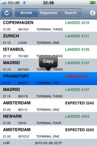 myairport for ios