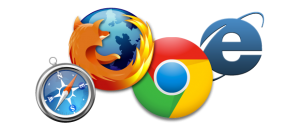 Web Browsers' Logo