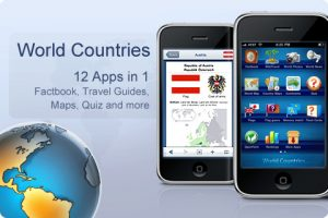 world countries app