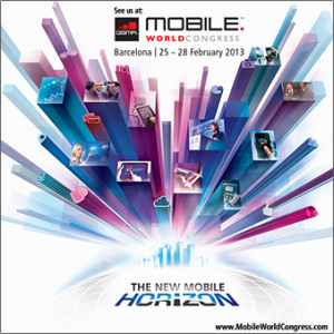 Mobile World Congress 2013 Dates and Schedule