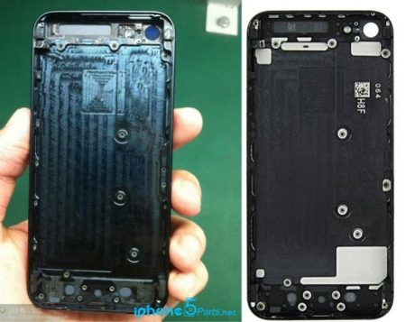 iPhone 5 Production Started