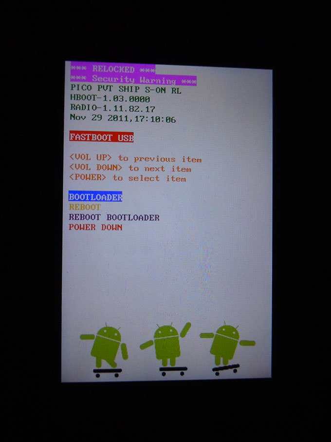 How to Unroot HTC Explorer A310e (Pico) and Install Stock ROM