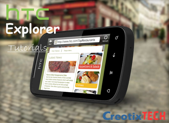 How to Unlock Bootloader on HTC Explorer A310e (Pico)