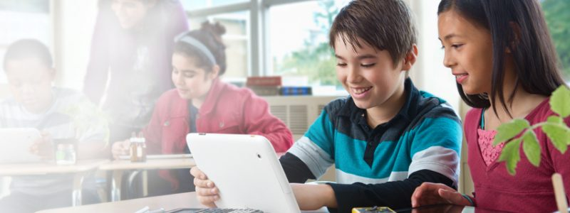 7-inch/10-inch Intel Education Tablets