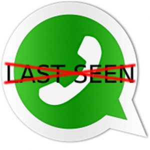 whatsapp last seen timestamp unchanged