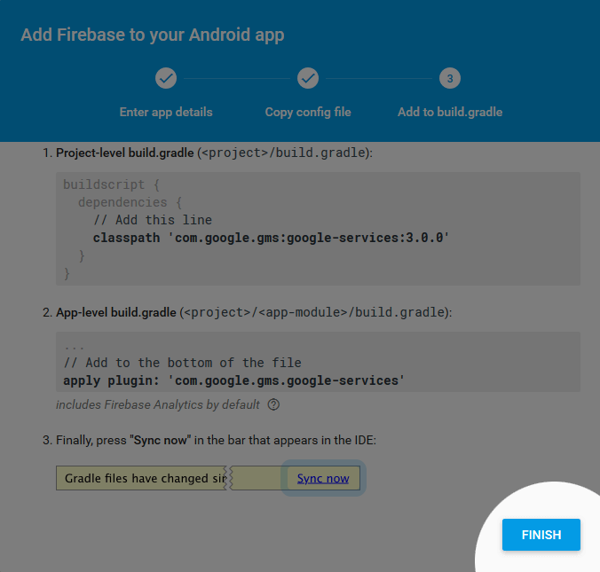 firebase android how to add dependency